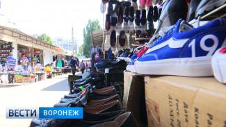 В Воронеже демонтаж мини-рынка на Димитрова могут отложить на полгода