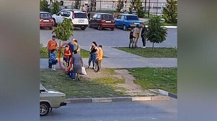 Водитель сбил ребёнка в Воронежской области