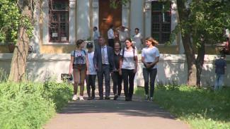 Студенты районной школы наездников попросили о присоединении к воронежском университету