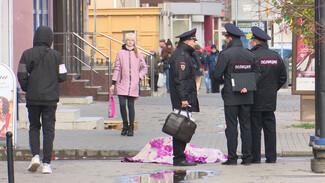 В центре Воронежа строитель насмерть разбился при падении с крыши