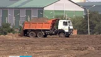 Северный авторынок от затопления должны спасти владельцы песчаного карьера