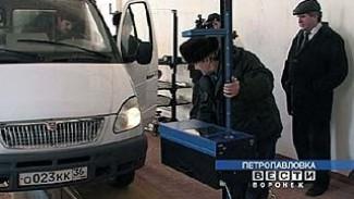 В Петропавловском районе открылся пункт технического обслуживания