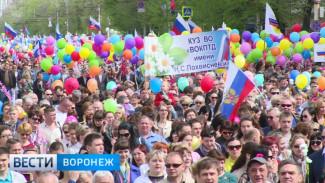В мае мэрия планирует сделать вид Воронежа праздничнее, чем обычно