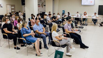 В Воронеже подвели итоги регионального конкурса проектов МСП в спортивной отрасли