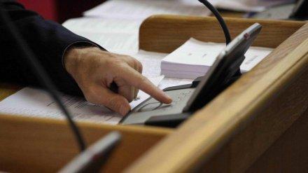 Воронежская облдума приняла бюджет региона на 2019 год во втором чтении