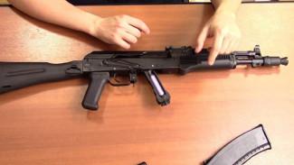 У вокзала «Воронеж-1» задержали двоих мужчин с автоматом