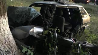 В Воронежской области в пьяном ДТП разбился 23-летний пассажир