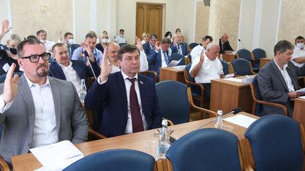 В Воронеже выбрали новых почётных граждан