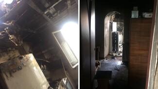Лишившийся квартиры из-за удара молнии воронежец: «Сгорело всё»
