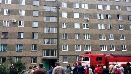 Может вспыхнуть в любой момент. Из печально известной 9-этажки эвакуировали 115 воронежцев