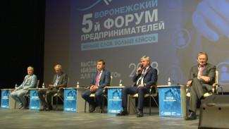 В Воронеже для поддержки бизнеса создадут Дом предпринимателей