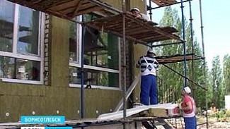 В Борисоглебске ремонтируют детский сад - в Юго-Восточном микрорайоне