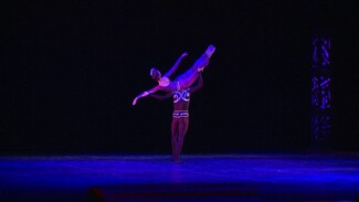 На гала-концерте в Воронежском театре выступили участники из разных уголков России