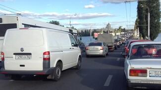 В Воронеже объявленный для поимки убийцы план «Перехват» спровоцировал пробки