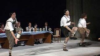 Студенты из Германии поставили спектакль в Воронеже
