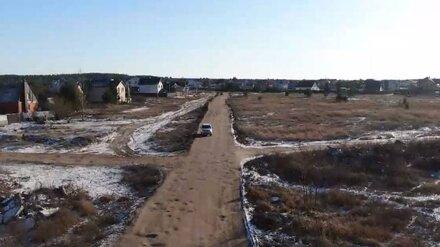 Новую дорогу от воронежского Тенистого до проспекта Патриотов построят за полгода