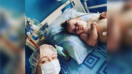 После самого дорогого в мире укола у воронежской малышки со СМА начались осложнения