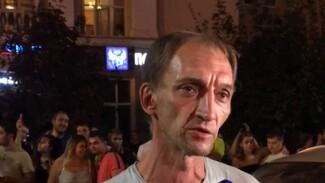 Воронежец рассказал, как спасали пассажиров взорвавшейся маршрутки