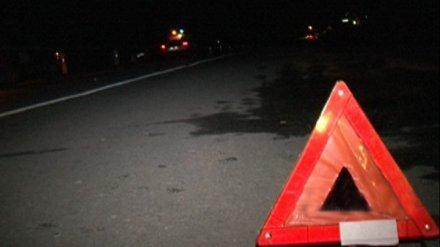 В Воронежской области полицейские нашли 24-летнего водителя, бросившего умирать пешехода