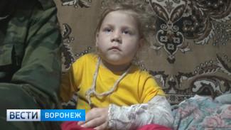 Избитая матерью девочка из Бутурлиновки уверена, что упала с качелей