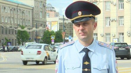 Глава воронежской ГИБДД опроверг слухи об увольнении