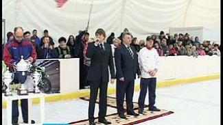 В Воронеже завершился Межрегиональный турнир по хоккею среди детей