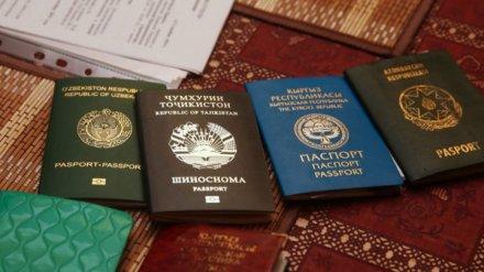 В Воронежской области с помощью госпрограммы незаконно регистрировали мигрантов