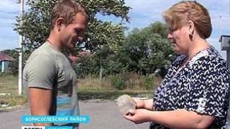 Борисоглебский школьник нашёл топор первобытного человека