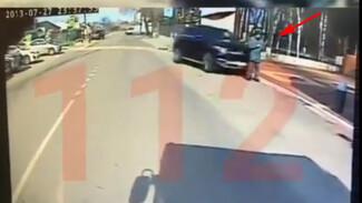 Мажор на Mercedes сбил курсанта в Воронеже