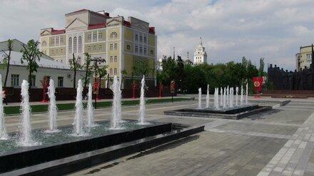 Воронежские парки нанесут на интерактивную карту Минстроя