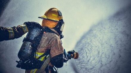 Под Воронежем в распределительном центре «Порядка» произошёл пожар