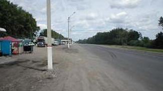 Трасса Павловск-Белгород была перекрыта жителями Белогорья