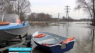 В Воронежском регионе до сих пор затоплены 7 мостов