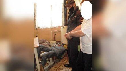Житель Воронежской области до смерти избил навязчивого собутыльника