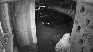 В Воронеже неизвестный разбил и залил краской 10 камер видеонаблюдения