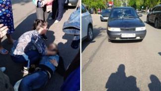 В Воронеже родные попавшей под машину женщины попросили откликнуться свидетелей ДТП