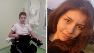 «Не давали шанса». Воронежская девушка встала на ноги после комы и прогнозов о смерти мозга