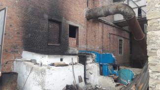 В Воронежской области будут судить директора предприятия за гибель рабочего на пожаре