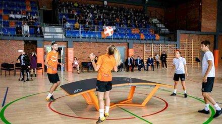 Венгры представили в Нововоронеже новый вид спорта