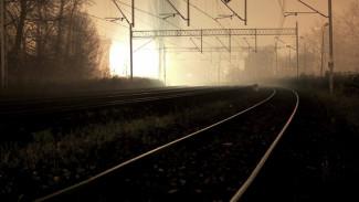 Спешивший на электричку воронежец попал под пассажирский поезд