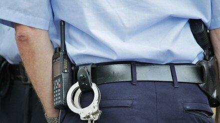 В Воронеже парень избил полицейских из-за проверки документов