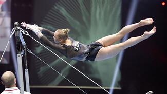 Воронежский губернатор назвал великолепным выступление гимнастки Мельниковой