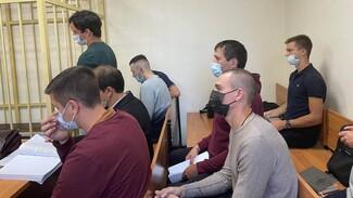 В Воронеже начался суд по первому в истории страны делу о договорном матче