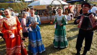 В Воронежской области прошёл фестиваль хлеба