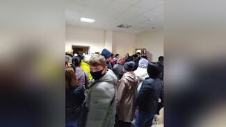 Воронежцам рассказали, как избежать очередей в «красных зонах» поликлиник
