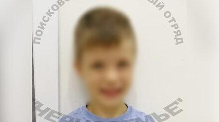 Под Воронежем 8-летний мальчик уехал на велосипеде и пропал