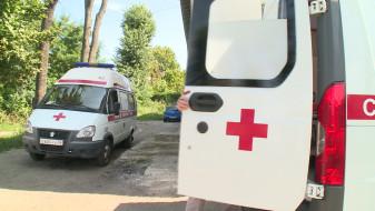 Врачи объяснили очередь из скорых у COVID-стационара облбольницы в Воронеже