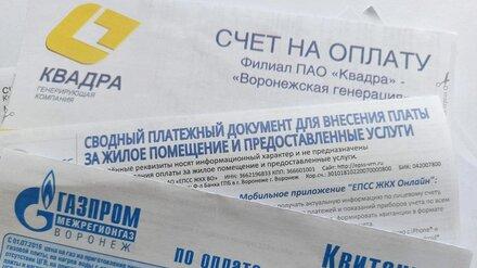 Коммунальные услуги с 1 июля подорожают в Воронежской области на 4%