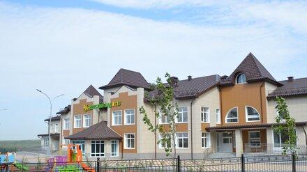 В Воронеже досрочно закончили строительство двух детских садов