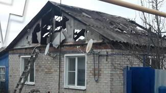 После гибели 2 детей на пожаре в Воронежской области проверят чиновников и полицейских